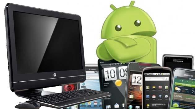 Cómo ejecutar aplicaciones Android en un PC con Windows o un Mac