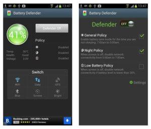 BatteryDefender