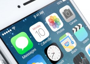 iOS7 Primeras impresiones