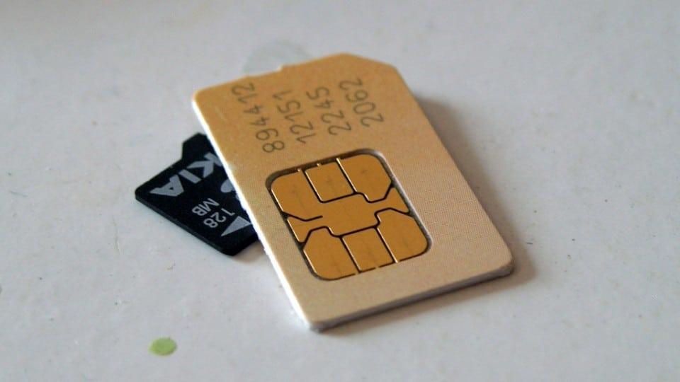 Desaparición de la SIM del móvil