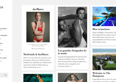 Blog de dosMares