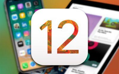 iOS 12 : Qué nos espera con esta nueva versión